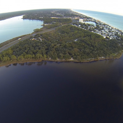 Prime Waterfront Development Parcel on Panama City Beach
