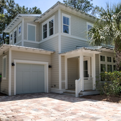 New Construction Luxury Home South of 30A – 18 Eastern Lake Court