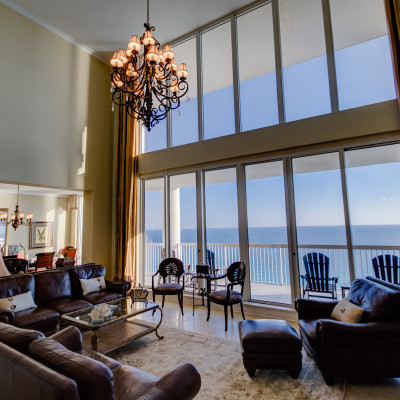 Luxury Penthouse Condo in Silver Beach Towers