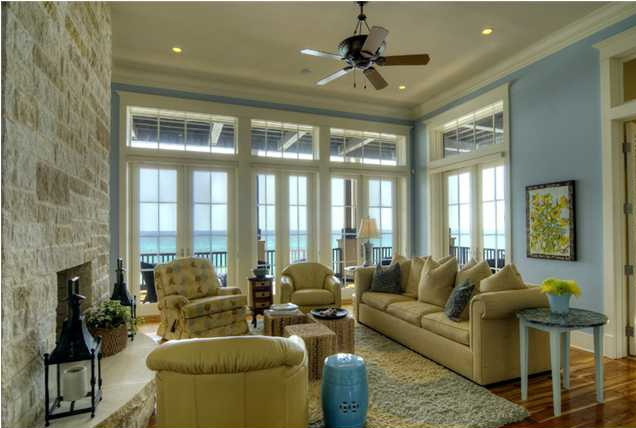 Luxury Gulf Front Home in The Retreat 105 St Lucia Lane