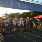 Seaside 5K and Half Marathon 2012
