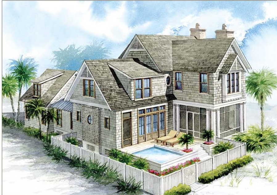 Gulfview at watersound beach the newest luxury community for Houses for sale on nantucket