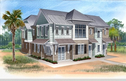 The town of prominence on scenic 30a a new beginning on 30a for 30a home builders