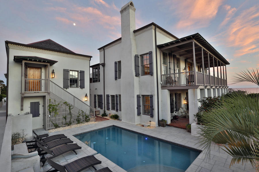 South walton luxury homes for 30a home builders