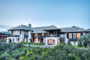 24 S Briland Lane in Rosemary Beach Florida is the most expensive home sold in 2017