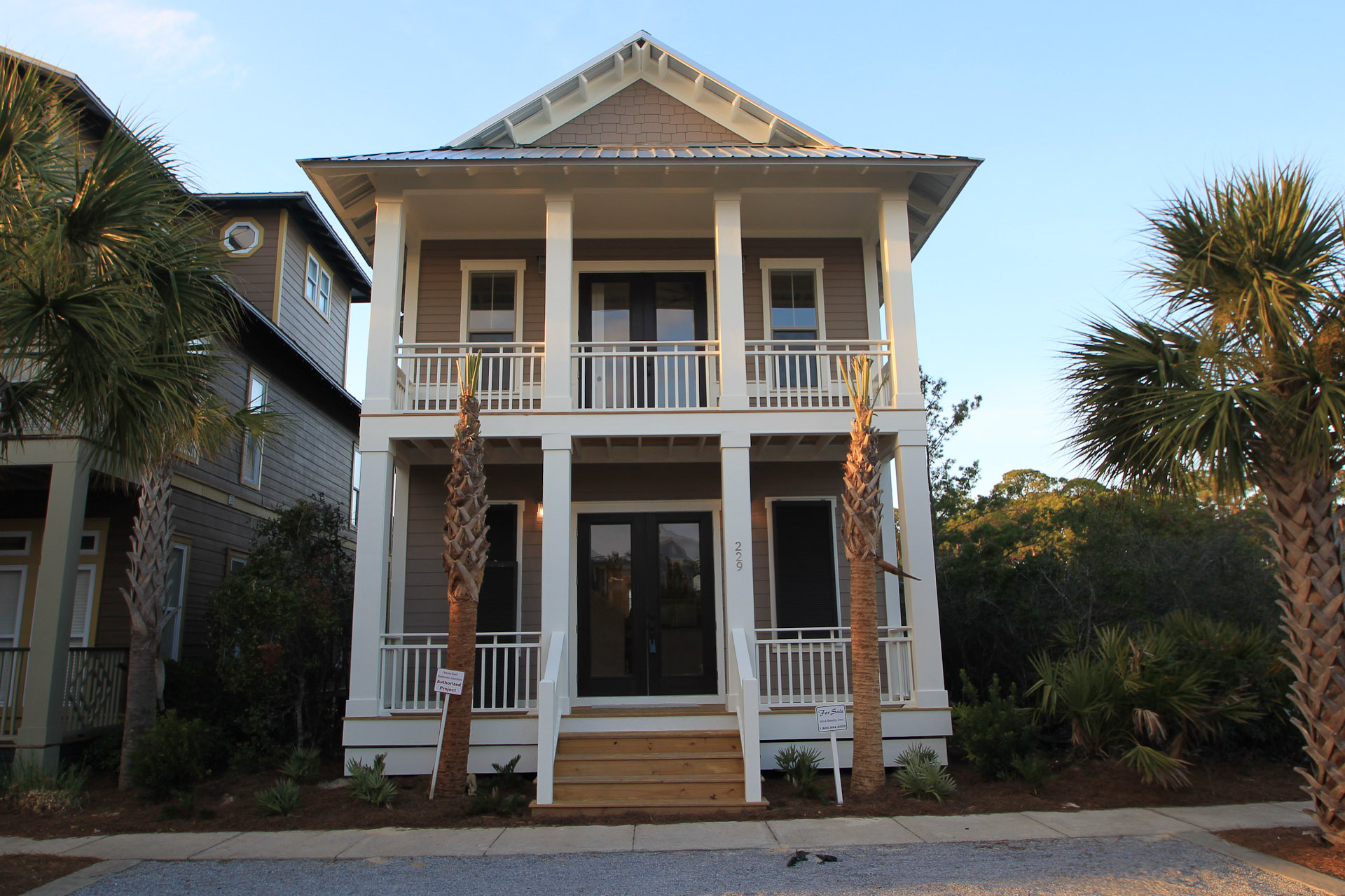 229 Seacrest Beach Boulevard In Florida Next To Rosemary On Scenic 30a