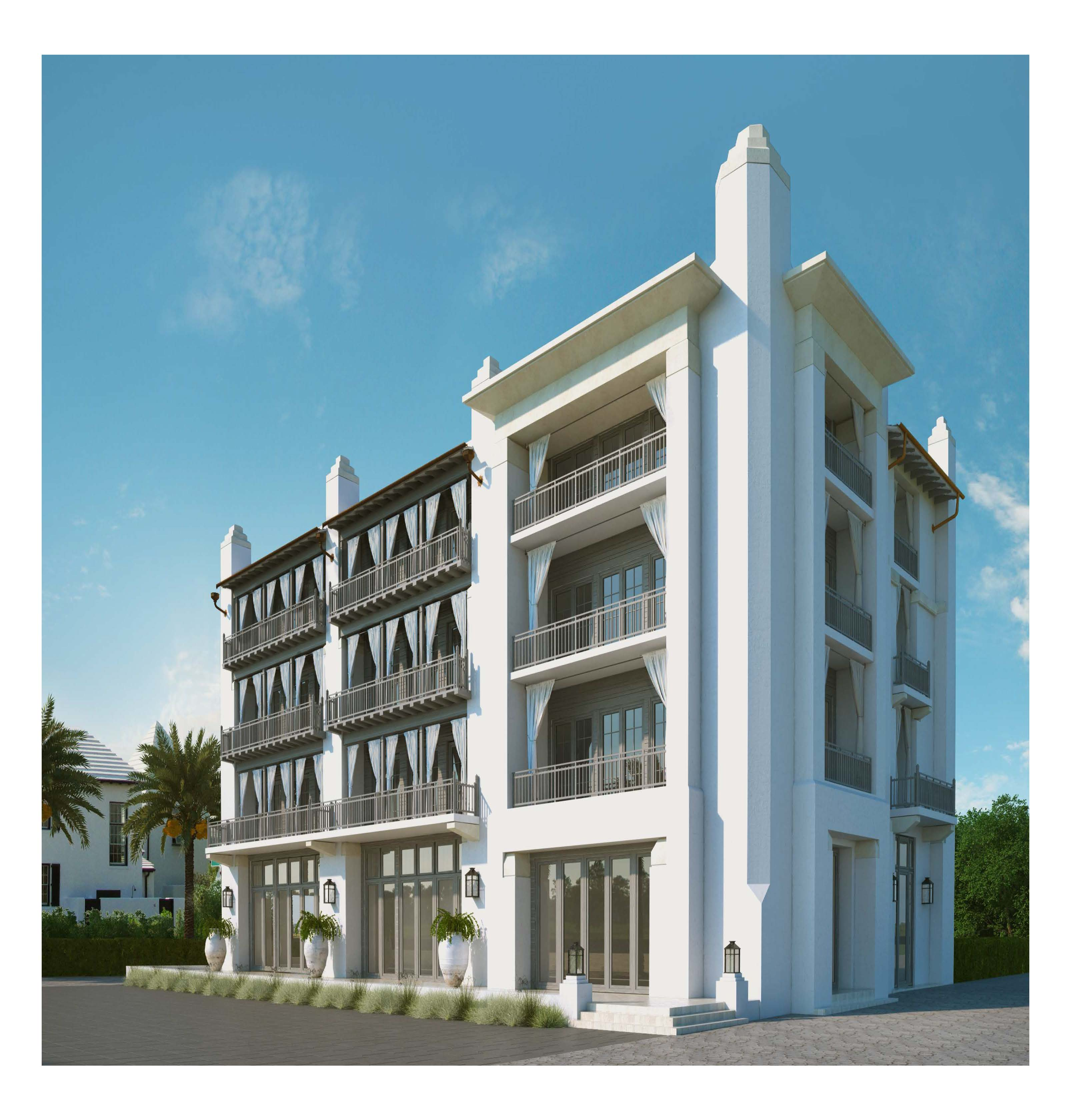 Alys Beach Just Released A New Pre Construction Condo Called The Lucian
